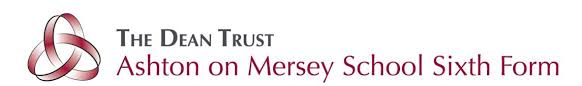 Dean Trust Ashton on Mersey Sixth Form Virtual Tour